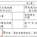 土地現值申報書第7欄「契約所載金額」與買賣公契均應按實際買賣金額填寫嗎?